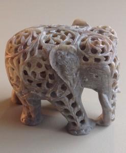 Elefanter - figurer