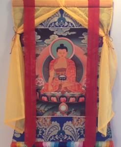 Tibetanske Tanka, print